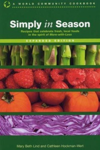 Simply in Season Expanded Edition (World Community Cookbook)